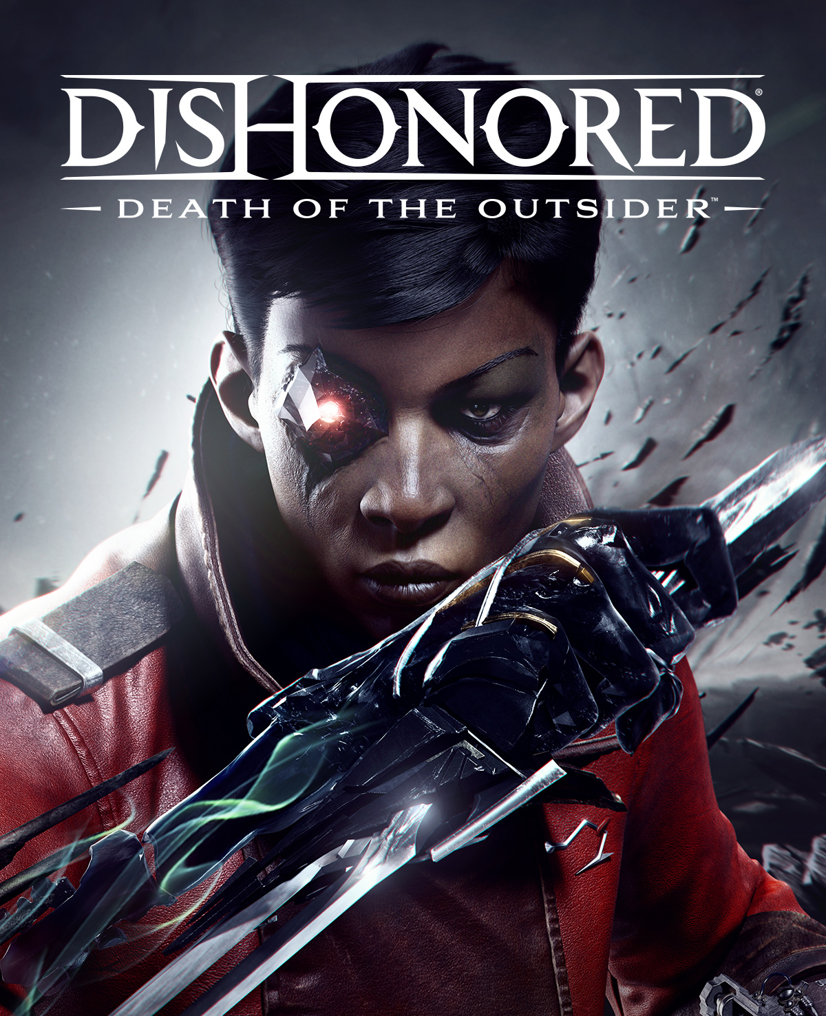 Dishonored: Death of the Outsider - konto Steam