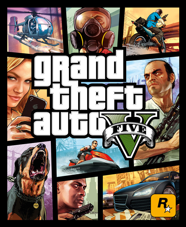 Grand Theft Auto V (GTA 5) - konto Steam