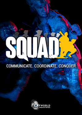 Squad - konto Steam