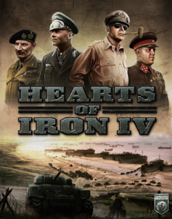 Hearts of Iron IV - konto Steam