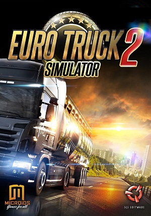 Euro Truck Simulator 2 - konto Steam