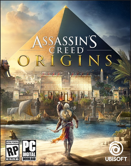 Assassin's Creed Origins - konto Steam