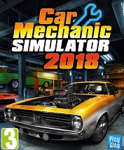 Car Mechanic Simulator - konto Steam