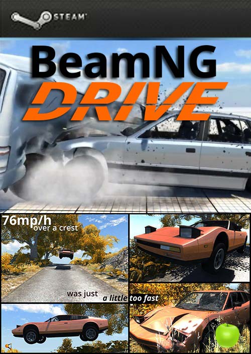 BeamNG.drive - konto Steam