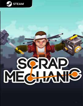 Scrap Mechanic - konto Steam