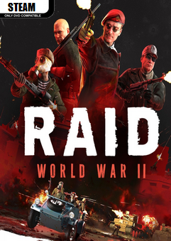 Raid: World War II - Steam account