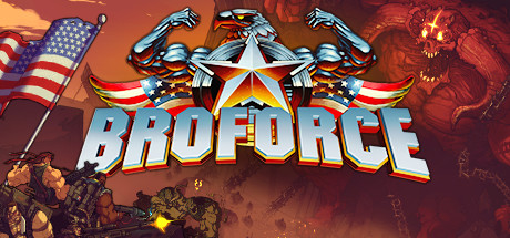 Broforce - konto Steam