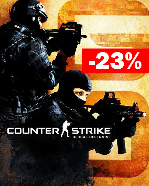 Counter Strike: Global Offensive (CS: GO) - konto Steam