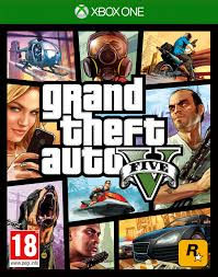 Grand Theft Auto V / GTA 5  - Xbox One - konto