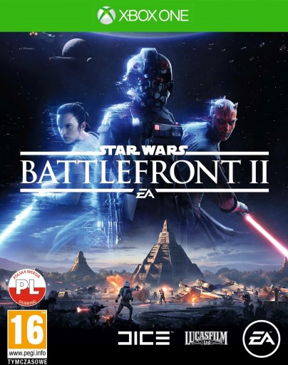 Star Wars Battlefront II - Xbox One - konto