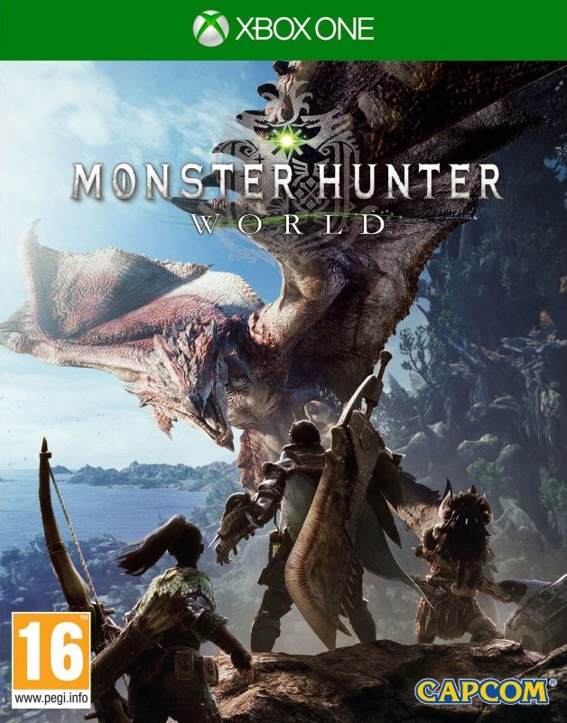 Monster Hunter: World - Xbox One - konto