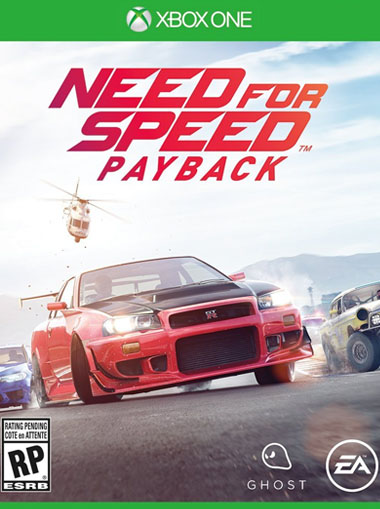 Need for Speed: Payback - Xbox One - konto