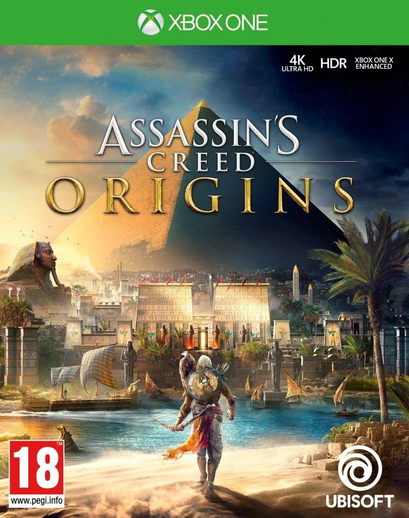 Assassin's Creed Origins - Xbox One - konto