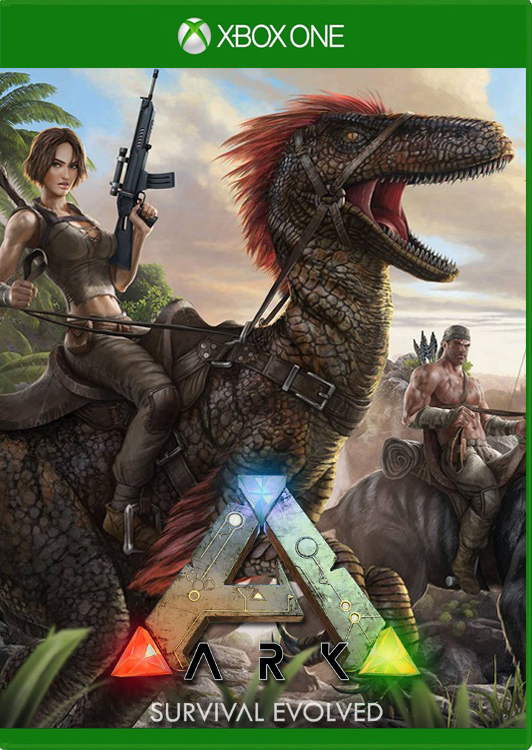 ARK: Survival Evolved - Xbox One - konto