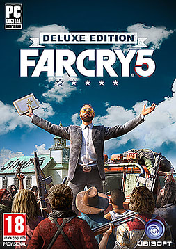 FAR CRY 5 DELUXE PL - konto Steam