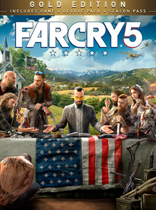 FAR CRY 5 GOLD PL - konto Steam