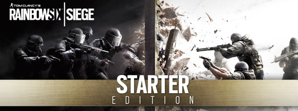 RAINBOW SIX SIEGE STARTER EDITION - konto Steam