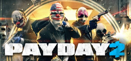 Payday 2 - konto Steam