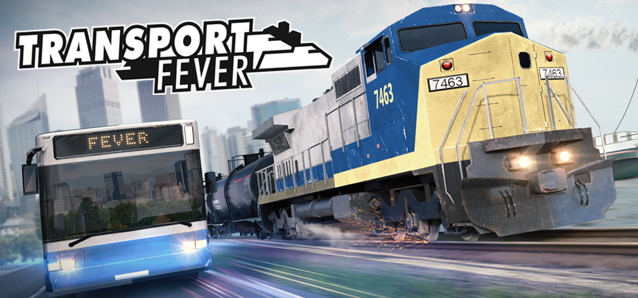 Transport Fever PL - konto Steam