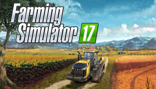 Farming Simulator 17 PL - konto Steam