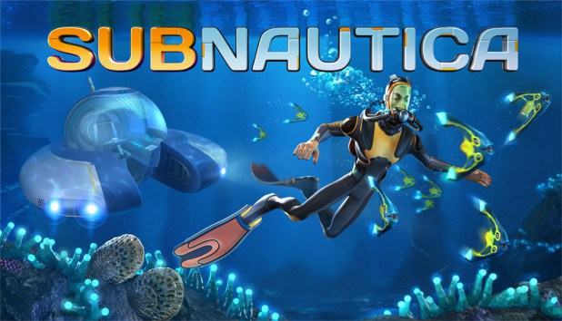 Subnautica PL - konto Steam