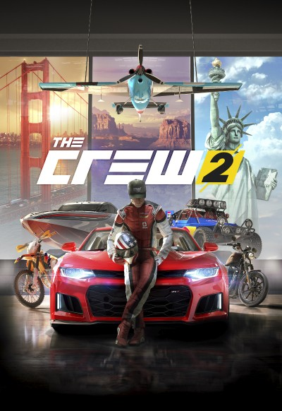 The Crew 2 PL - konto Steam