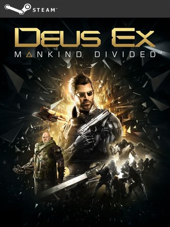 Deus Ex: Mankind Divided PL - konto Steam