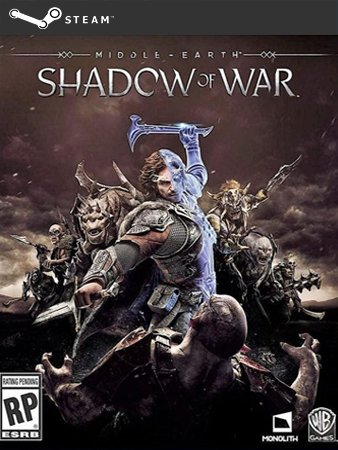 Middle-earth: Shadow of War PL - konto Steam