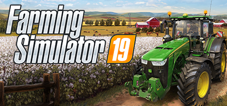 Farming Simulator 19 PL - konto Steam