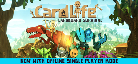CardLife: Science Fantasy Survival - konto Steam