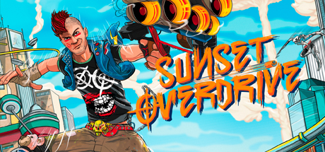 Sunset Overdrive - konto Steam