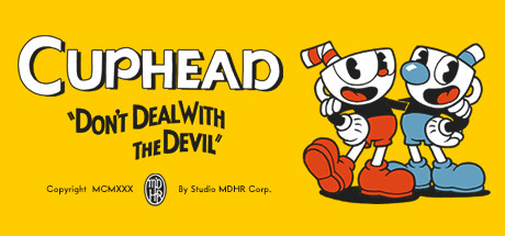 Cuphead  - konto Steam