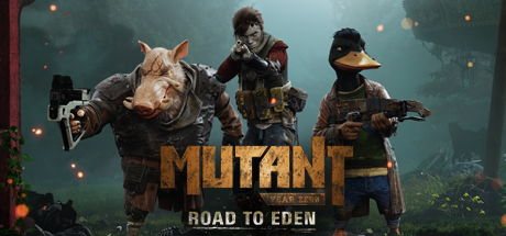 Mutant Year Zero: Road to Eden PL - konto Steam