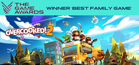Overcooked 2 PL - konto Steam