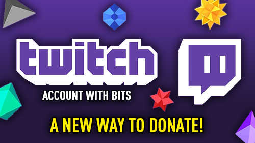 SuperCoinsy pl | Twitch tv - accounts with bits