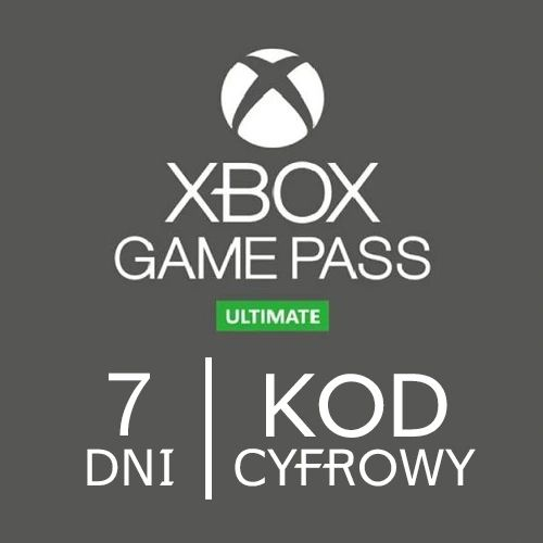 Xbox Game Pass Ultimate 7 dni (Xbox Live Gold + Xbox Game Pass)