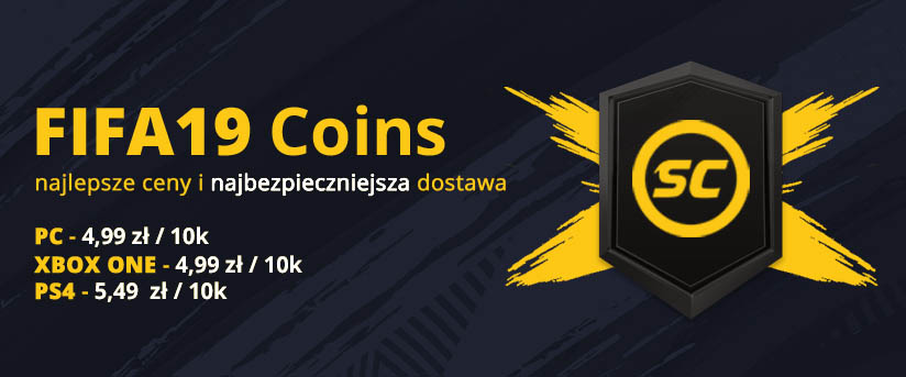 FIFA 19 Coins PL